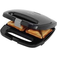 Toaster With Sandwich Maker Rival Sandwich Maker Black Walmart Com