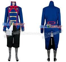 Black Butler Halloween Costumes Black Butler Drocell Cainz Cosplay Costume