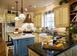 Traditional French Kitchens - traditional kitchen country french normabudden com