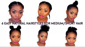hairstyles for back to school short hair ten features of natural hairstyles for short hair that make