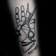 scissors tattoo designs 1000 geometric tattoos ideas