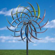 metal wind spinners ebay