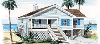 Coastal Cottage Home Plans by Beach Cottage House Plans Home Design