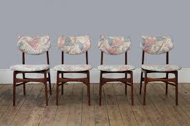 Set Of Four Dining Chairs Set Of Four Dining Chairs By Louis Teeffelen Forest