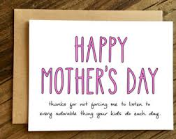 mothers day card etsy