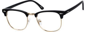 black friday prescription glasses black browline eyeglasses 1954 zenni optical eyeglasses