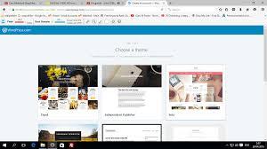 membuat website gratis menggunakan wordpress cara membuat blog gratis blogspot dan wordpress ngelag com