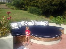 unique custom outdoor mattress for patio or pool from foam order