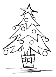 christmas ornaments clipart christmas raffle pencil and in color