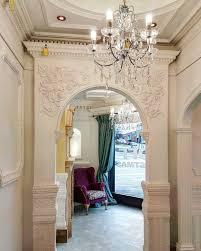 romantic decorative mantel dado rails covings victorian