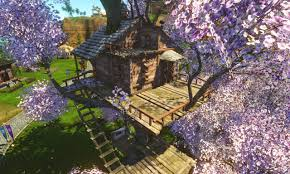 Treehouse In Archeage 2 5 Archive The Official Archeage Forums Archeage New House Design