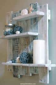 How To Make End Tables Out Of Pallets by How To Make A Wood Pallet Wall Shelf There Are Many Advantages To
