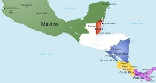 Mexico Central America And South America Map by Best Places To Live In Central America Top Towns And Cities