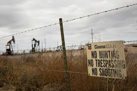 big oil u0027s grip on california the nation