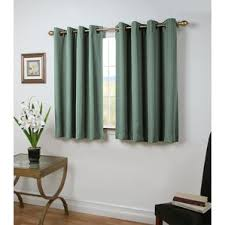 Turquoise Ruffle Curtains Short Curtains You U0027ll Love Wayfair