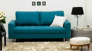 canapé turquoise ventes privées westwing