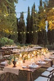 Outdoor Backyard Wedding Ideas Best 25 Tuscan Wedding Ideas On Pinterest Photography Wedding