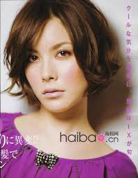 short haircuts with perms for ladies in their 80s japanese women hairstyles 2009 hair pinterest woman