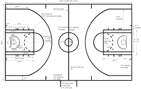 download sport court dimensions garden design
