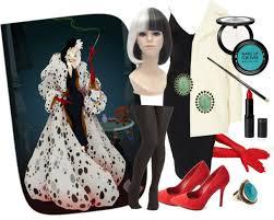 Cruella Vil Halloween Costumes U0026 39 Artiste 5 Stylish Good Costumes Image