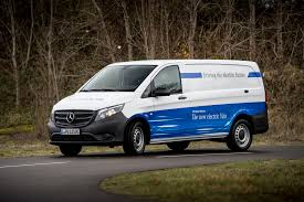 mercedes commercial electric vans from mercedes benz vans evito now available to