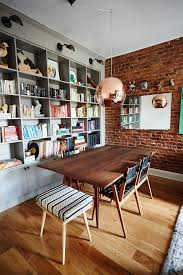 How Big Is 550 Square Feet 24 Small Spaces With Wonderful Maximalist Decorating Curbed