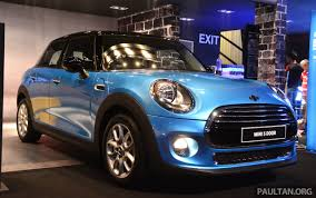 peugeot car price in malaysia f55 mini cooper 5 door launched in malaysia rm189k