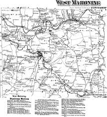 Map Of Washington County Pa by Indiana County Pennsylvania Atlas 1871