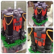 clash of clans archer pics image 1 of 1 in forum thread u201cclash of clan archer tower 3d cake