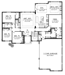 54 best plans images on pinterest 4 bedroom house plans