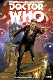 titan comics doctor who ghost stories finale out now blogtor who