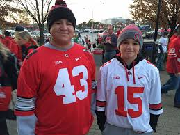ohio state buckeye fan an epidemic of fake ohio state jerseys why buckeyes fans are