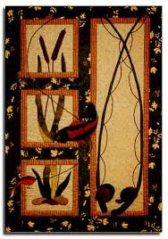 fisherman quilt wall hanging favecrafts