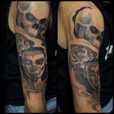 Skull Arm - skull arm marecuza