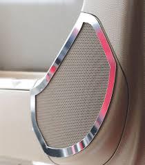Kenworth T680 T880 Cab Door Speaker Trims By Roadworks Raney S