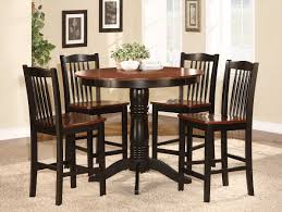 homelegance andover 5 piece counter height dining set antique