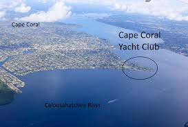 Where Is Cape Coral Florida On The Map by The Cape Coral Yacht Club The Florida Living Magazine