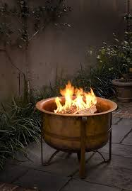 Copper Firepits I D Something Like This Copper Sugar Bowl Firepit Maybe Two