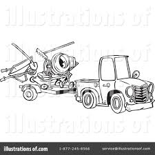 wrecked car clipart pickup truck clipart 438014 illustration by toonaday