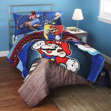 Brothers Bedding Do Perfect Super Mario Bedroom Decor With 3 Things Decor Crave