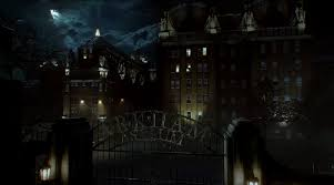 arkham asylum gotham wiki fandom powered by wikia