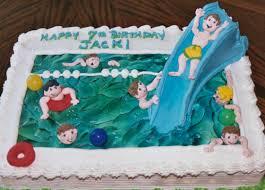 pool party cakes u2013 decoration ideas little birthday cakes cake