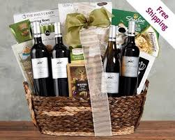 wine baskets free shipping free shipping gift baskets at wine country gift baskets