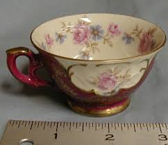 Seeking Teacup Winterling Bavaria Germany Tea Cup The Portal To History