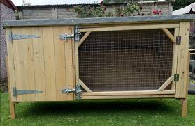 Rabbit Hutch Makers Comparison Of Big 6ft Rabbit Hutches U0026 Stockists