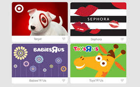 gift cards deals new app free 5 10 gift card target babies r us sephora