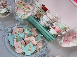 High Tea Party Decorating Ideas High Tea Party Baby Shower Ideas Themes Games