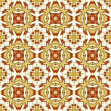 italian traditional ornament mediterranean seamless pattern tile