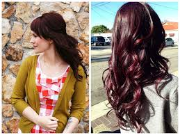 What Color To Dye Your Hair Burgundy Hair Color Ideas Best Haircut Style
