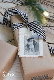vintage christmas gift tags u0026 more wrapping ideas satori design
